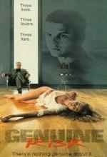 Genuine Risk (1990) afişi