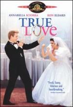 Gerçek Aşk (1989) afişi