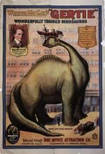 Gertie The Dinosaur (1914) afişi
