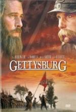 Gettysburg (1993) afişi