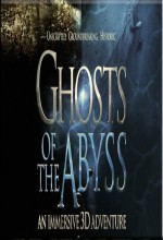 Ghosts Of The Abyss (2003) afişi