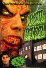 Ghoul School (1990) afişi