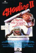 Ghoulies 2 (1987) afişi