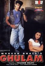Ghulam (1998) afişi