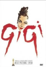 Gigi (1958) afişi