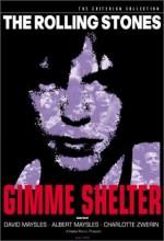 Gimme Shelter (1970) afişi