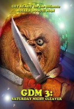 Gingerdead Man 3: Saturday Night Cleaver (2011) afişi