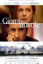 Giorni e nuvole (2007) afişi