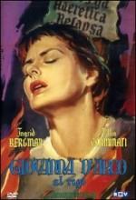Giovanna D'arco Al Rogo (1954) afişi