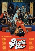 Gırgıriyede Şenlik Var (1981) afişi
