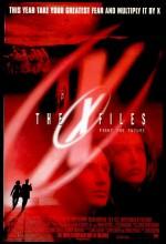 Gizli Dosyalar: Gelecekle Savaş (1998) afişi