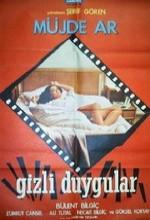 Gizli Duygular (1984) afişi
