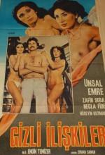 Gizli İlişkiler (1979) afişi