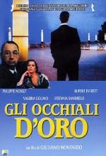 Gli Occhiali D'oro (1987) afişi