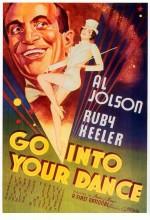 Go ınto Your Dance (1935) afişi