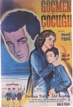 Göçmen Çocuğu (1952) afişi
