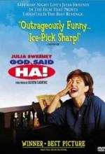 God Said, Ha! (1998) afişi