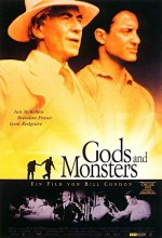 Gods And Monsters (1998) afişi