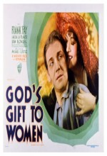God's Gift To Women (1931) afişi