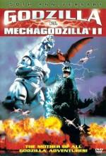 Godzilla Vs. Mechagodzilla (1993) afişi