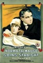 Going Straight (1916) afişi