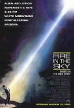 Gökyüzünde Ateş (1993) afişi