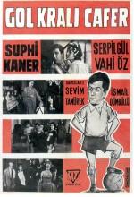 Gol Kralı Cafer (1962) afişi