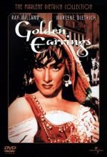 Golden Earrings (1947) afişi