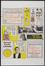 Goldilocks And The Three Bares (1963) afişi