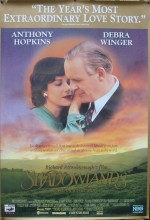 Gölgeli Topraklar (1993) afişi