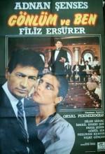 Gönlüm Ve Ben (1984) afişi