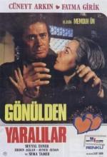 Gönülden Yaralılar (1973) afişi
