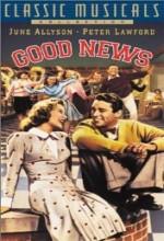 Good News (1947) afişi