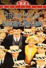 Goodbye, Mr. Chips (1969) afişi