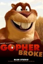 Gopher Broke (2004) afişi