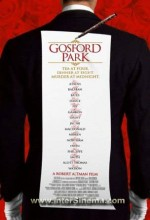 Gosford Park (2001) afişi