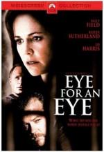 Göze Göz (1996) afişi