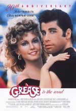 Grease (1978) afişi