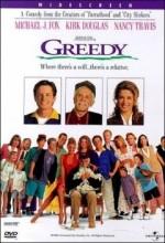 Greedy (1994) afişi
