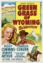 Green Grass Of Wyoming (1948) afişi