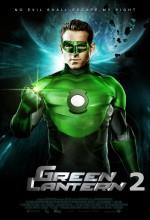 Green Lantern Corps (2020) afişi
