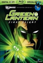 Green Lantern: First Flight (2011) afişi