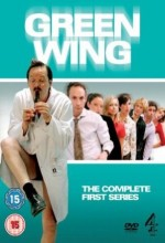 Green Wing (2004) afişi