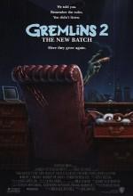 Gremlinler 2 (1990) afişi