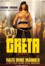 Greta - Haus Ohne Männer (1977) afişi