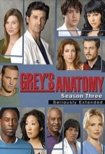 Grey's Anatomy (2007) afişi