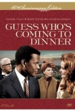 Guess Who's Coming To Dinner (1967) afişi