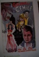 Güldağlı Cemile (1951) afişi