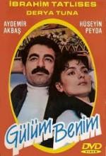 Gülüm Benim (1987) afişi