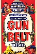 Gun Belt (1953) afişi